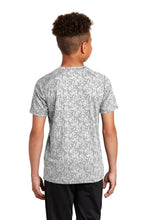 Load image into Gallery viewer, Sport-Tek  Youth Digi Camo Tee. YST460