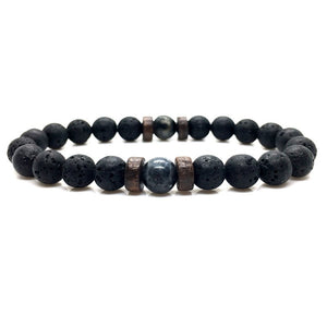 Men Moonstone Bracel