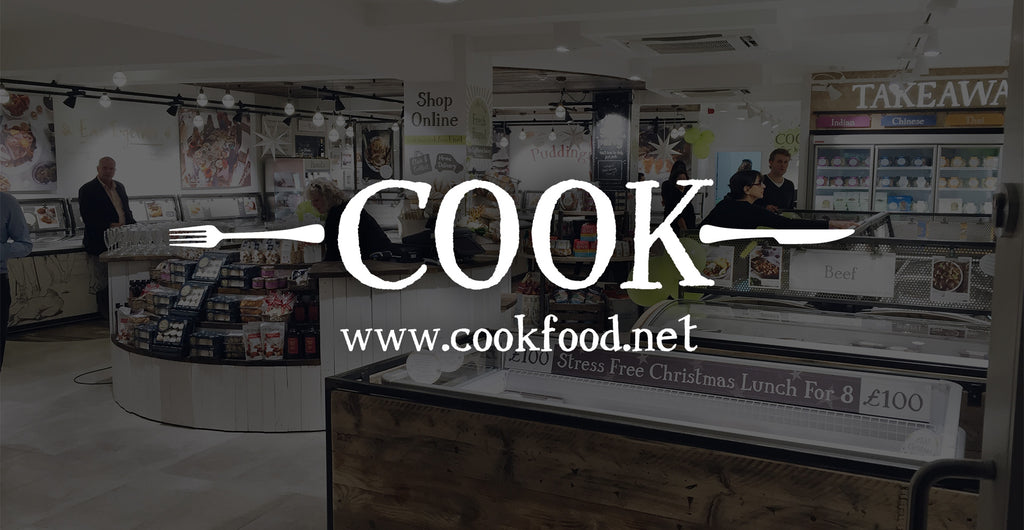COOK FOOD - UK STORES