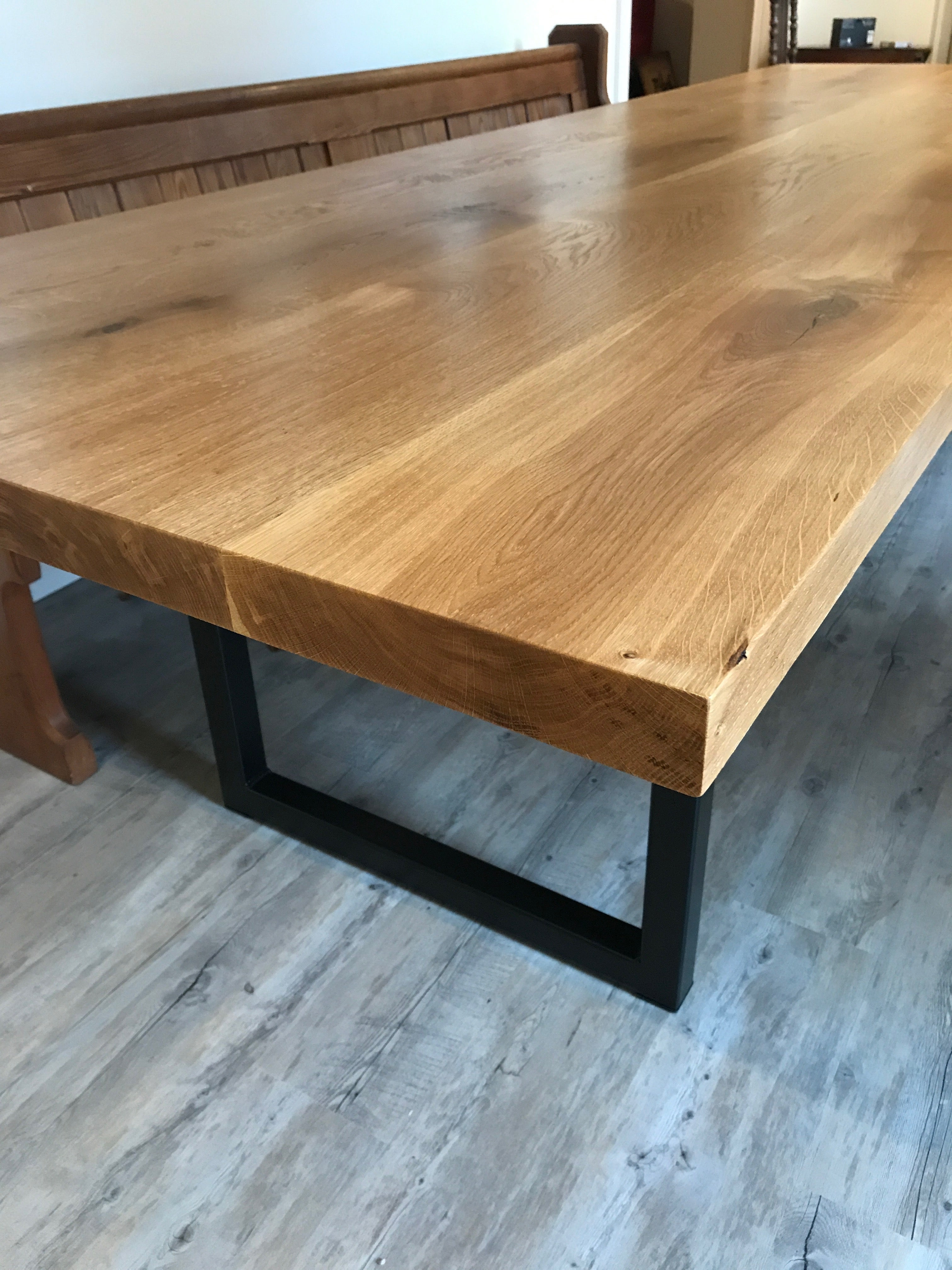 'Block' Dining Table