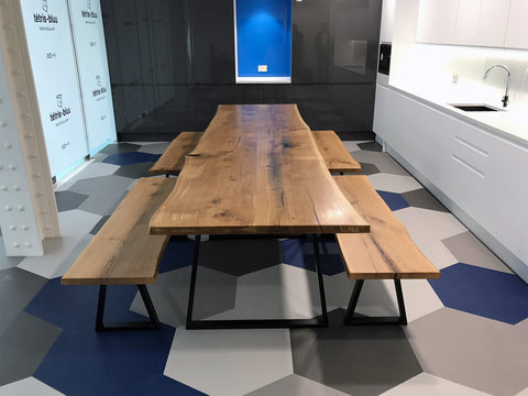 Live Edge Conference / Boardroom Table