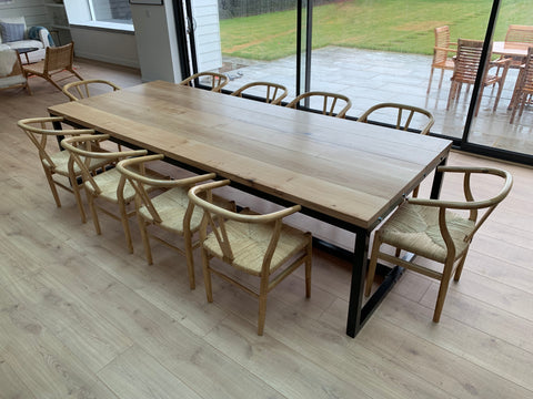 Scandi Dining / Boardroom Table