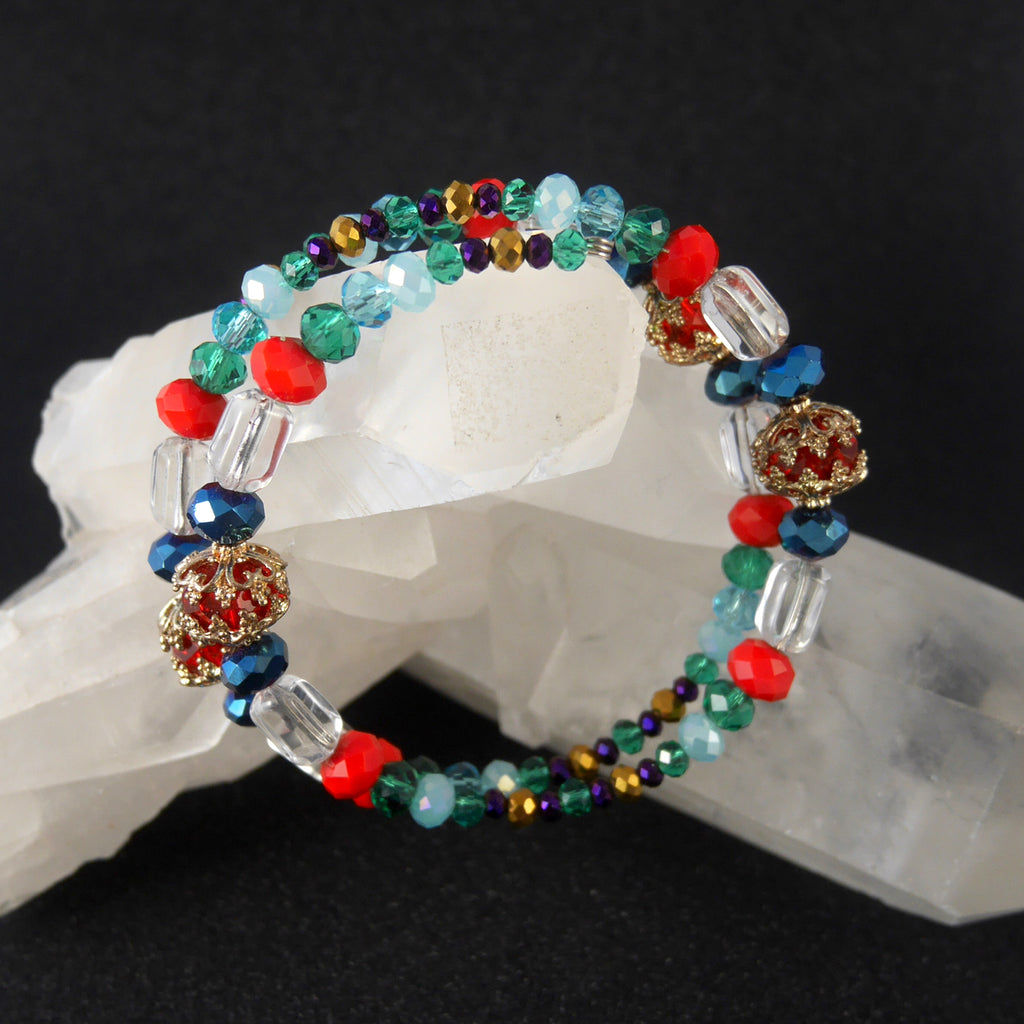 Royal Candy Bracelet - Red Queen
