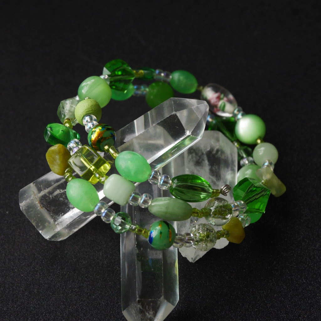 Royal Candy Bracelet - Green Apple Lover
