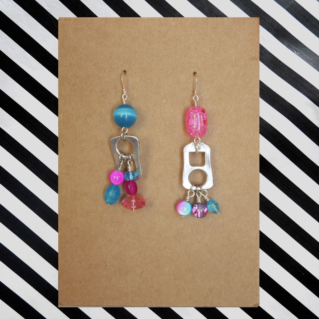 Random Can Earrings - Girls and Boys