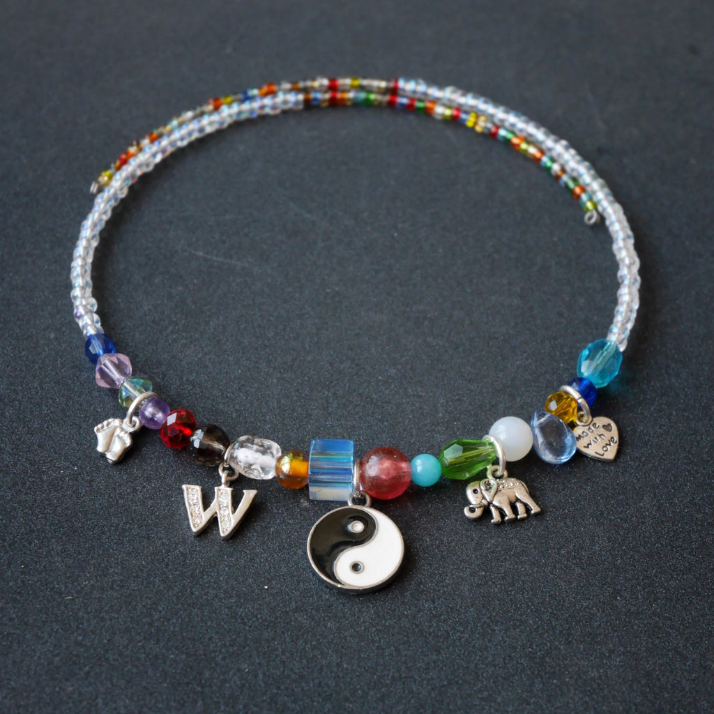 Candy Charms Neck - Yin&Yang