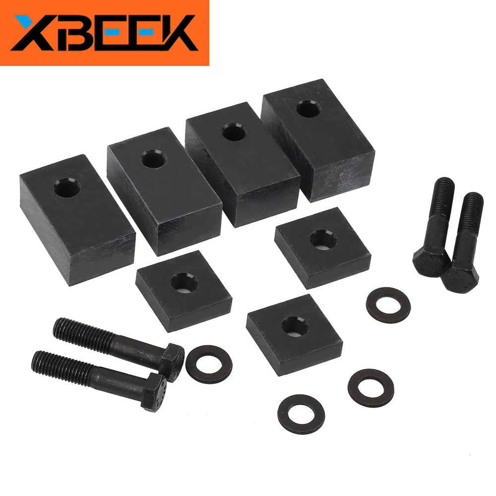 Rear Seat Recline Kit Mount Bolts Washers Set for Jeep Wrangler JK JL 4-Door 2007-2018 by XBEEK