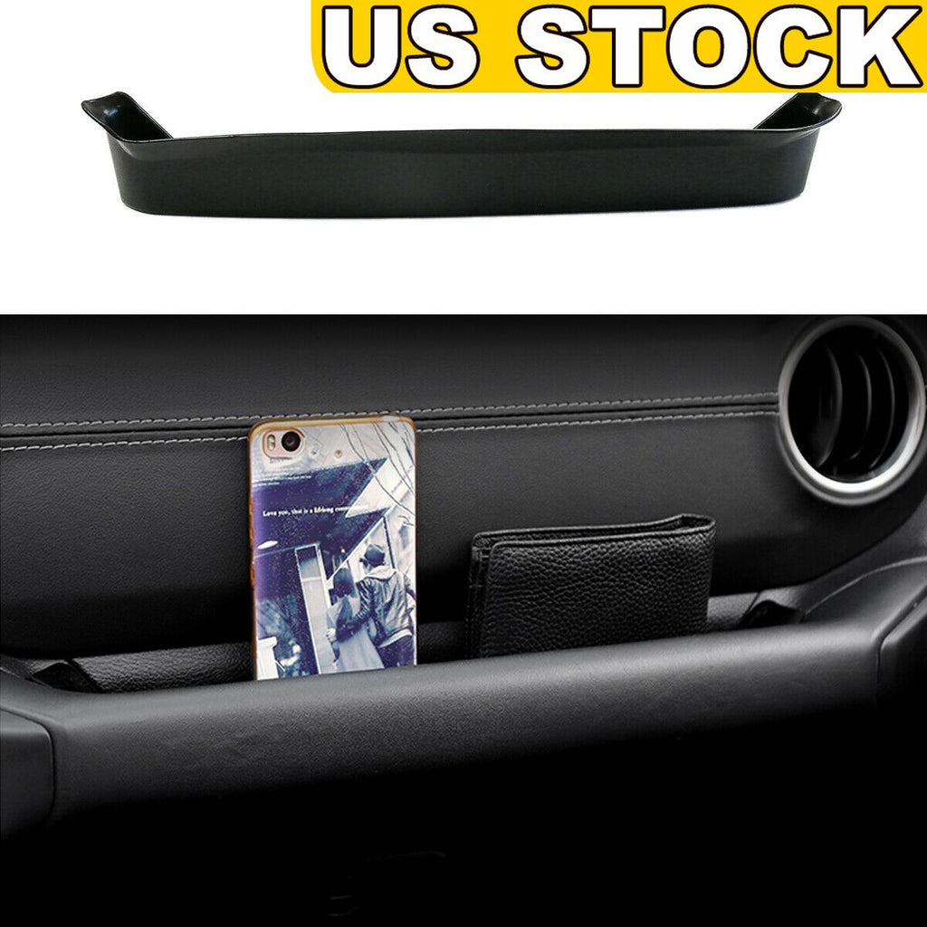Passenger Grab Handle Organizer Tray New Storage Box for 2018-2020 Wrangler JL Gladiator JT by XBEEK