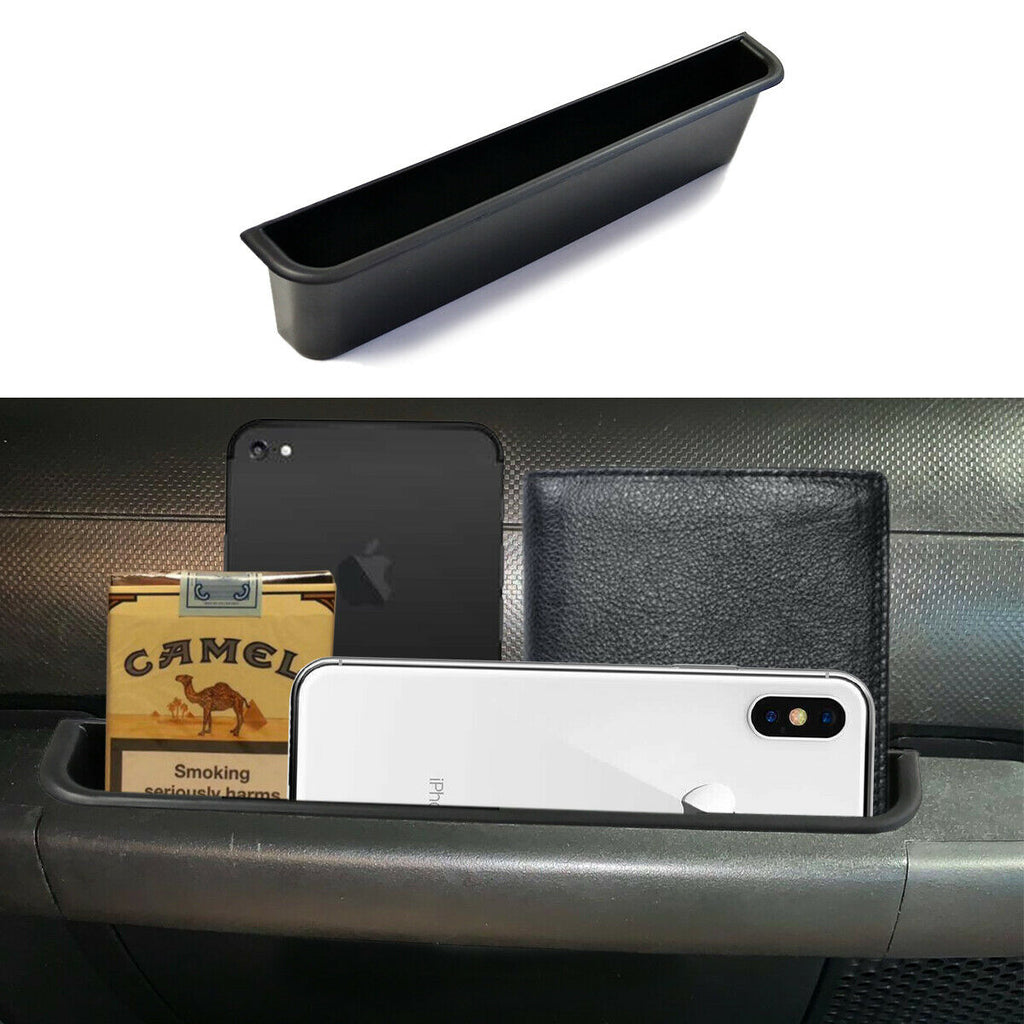 Passenger Grab Handle Organizer Tray Storage Box for 2007-2010 Jeep Wrangler JK JKU by XBEEK