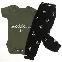 Load image into Gallery viewer, Baby Toddler Tee Pee Leggings