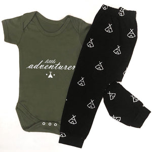 Baby Toddler Tee Pee Leggings