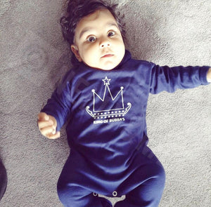 King of Bubbas Hooded Bodysuit