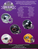 2020 Leaf Autographed Mini-Helmet Football Hobby Box