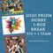 2020 Prizm Football Hobby 1 Box Random Team Break #8