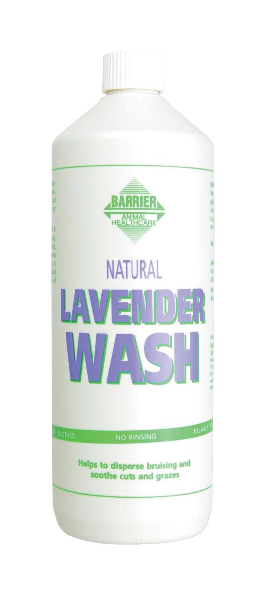 Barrier Lavender Wash White