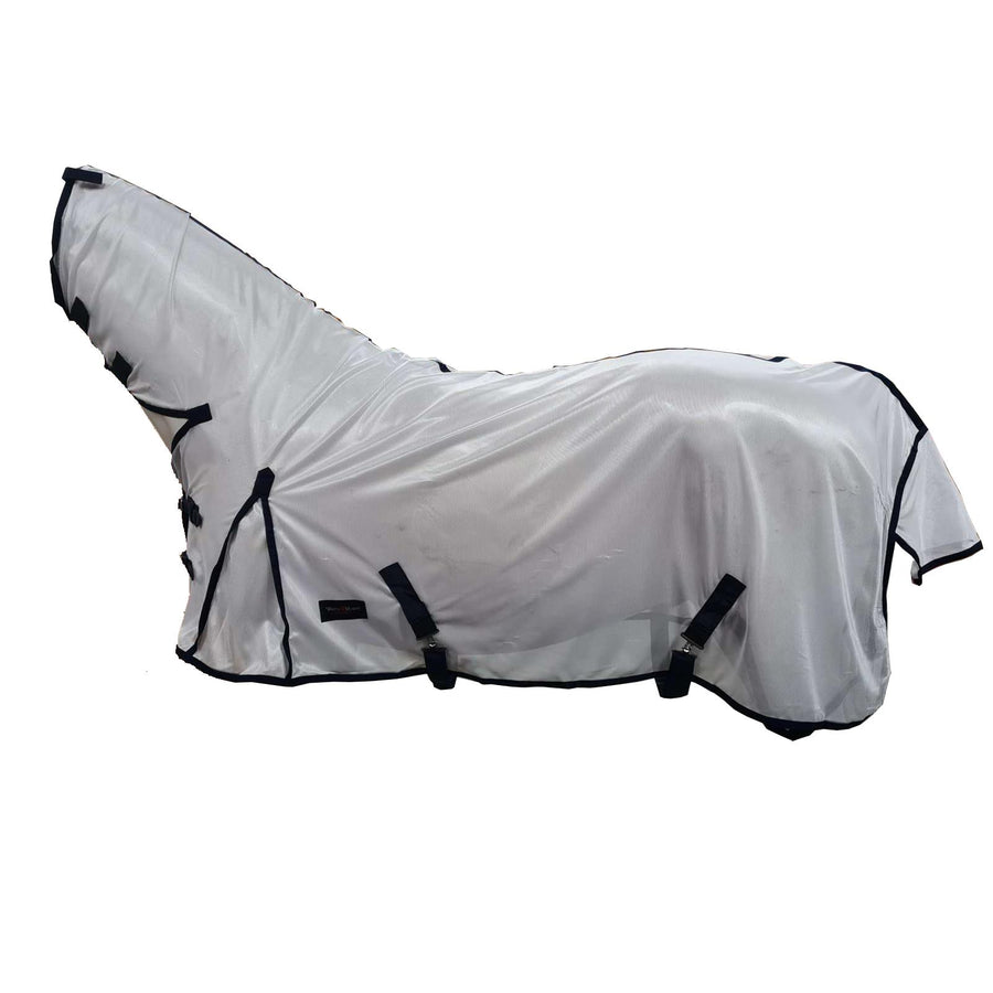 White Horse Equestrian Oracle Fly Sheet White