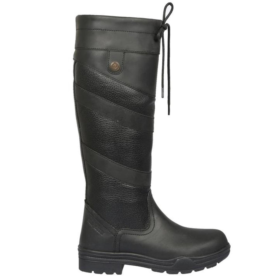 B&A Caitlan Country Boots  Black