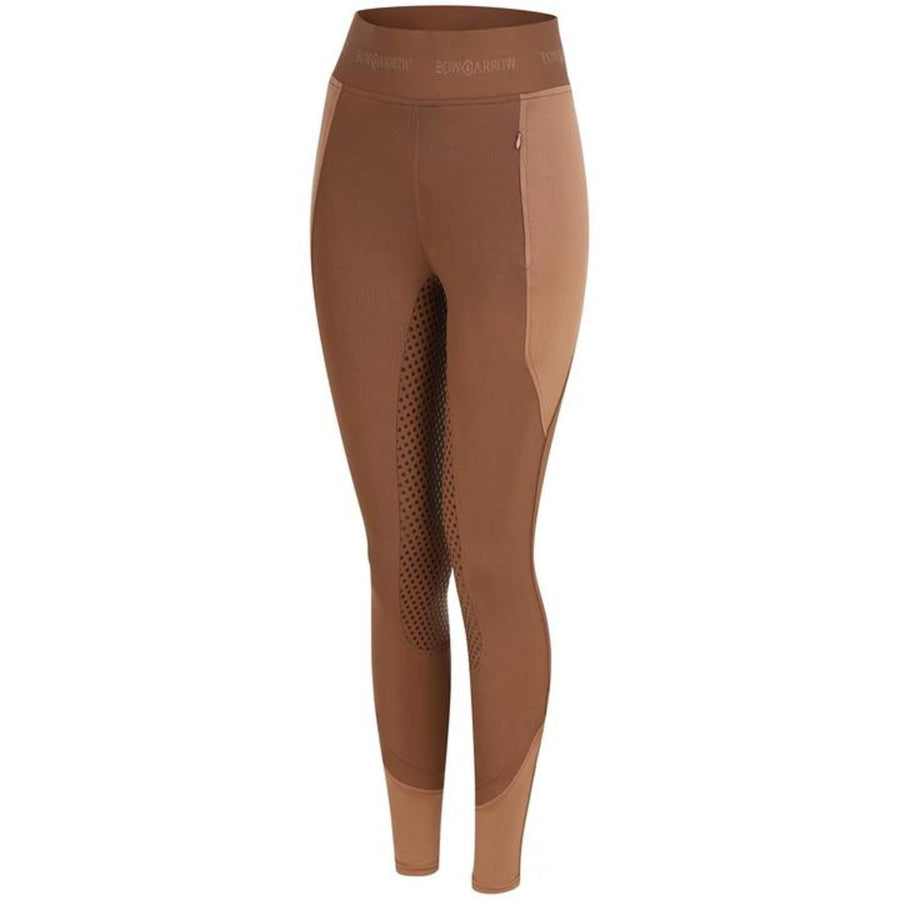 Bow & Arrow Leah Leggings Brown