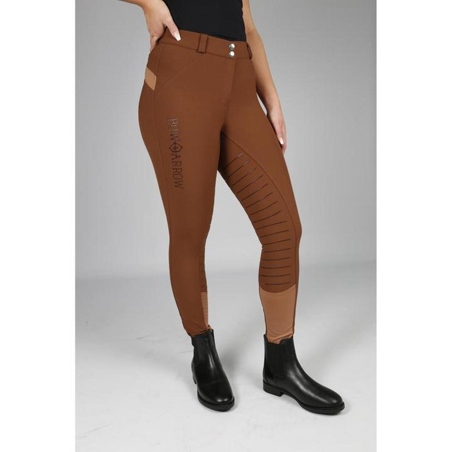 Bow & Arrow Charlotte Breeches Brown