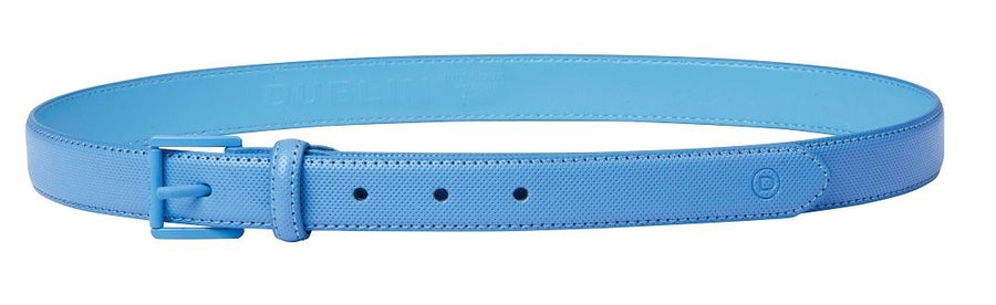 Dublin Nautilus Belt Powder Blue