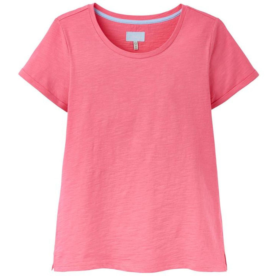 Joules Nessa Jersey Top Pink