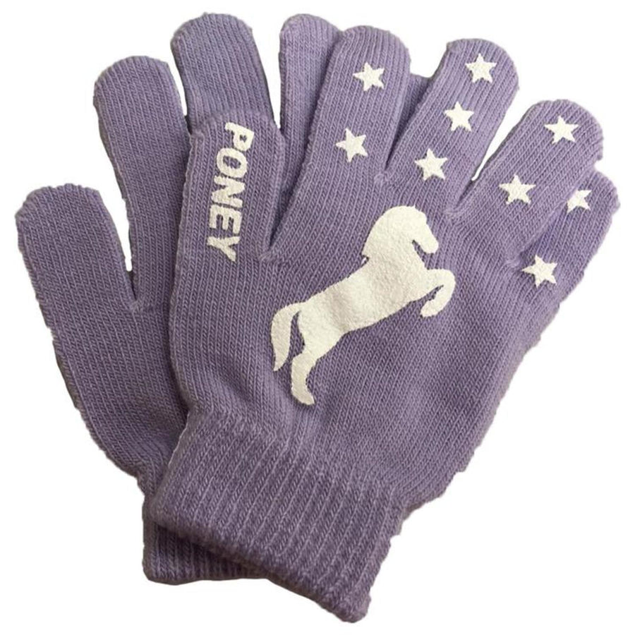 Riders Trend Gloves Purple