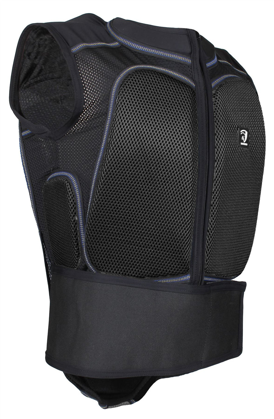 Horka Back Body Protector Black