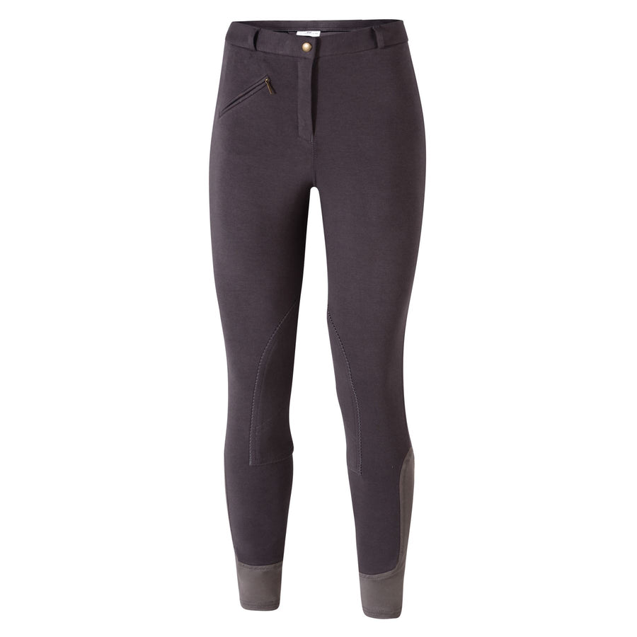 Bow & Arrow Day Breeches Charcoal