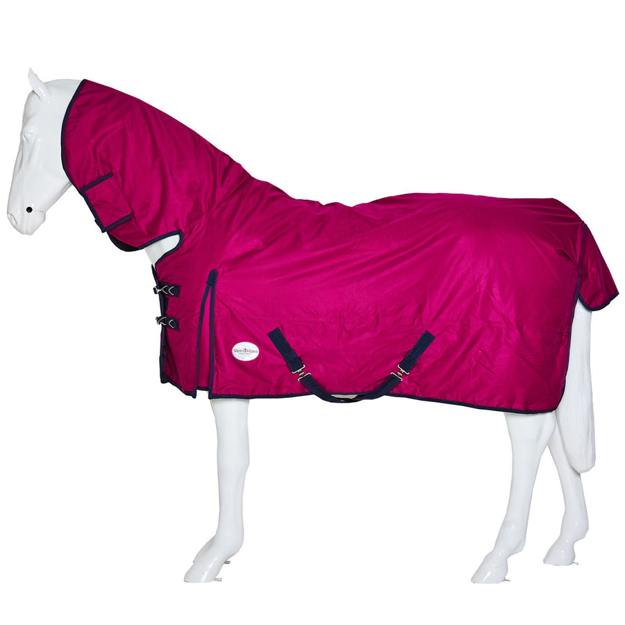 Best of Horse 180915 Mediumweight Rug Pink