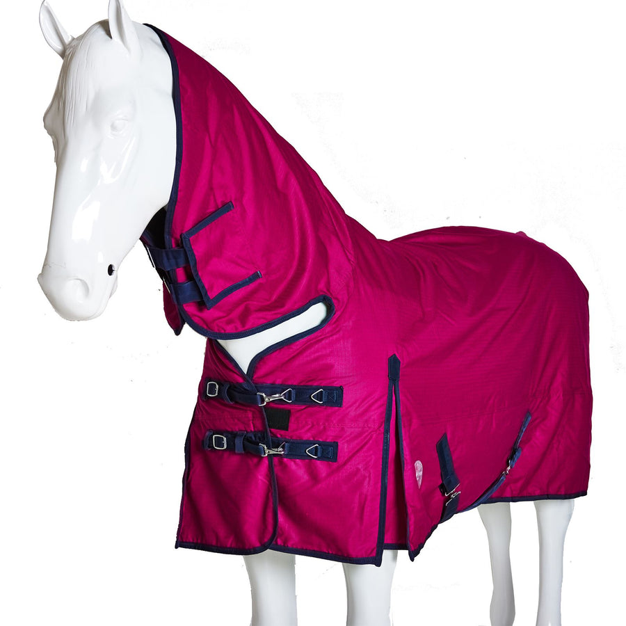 Best on Horse 180915 Lightweight Rug Raspberry