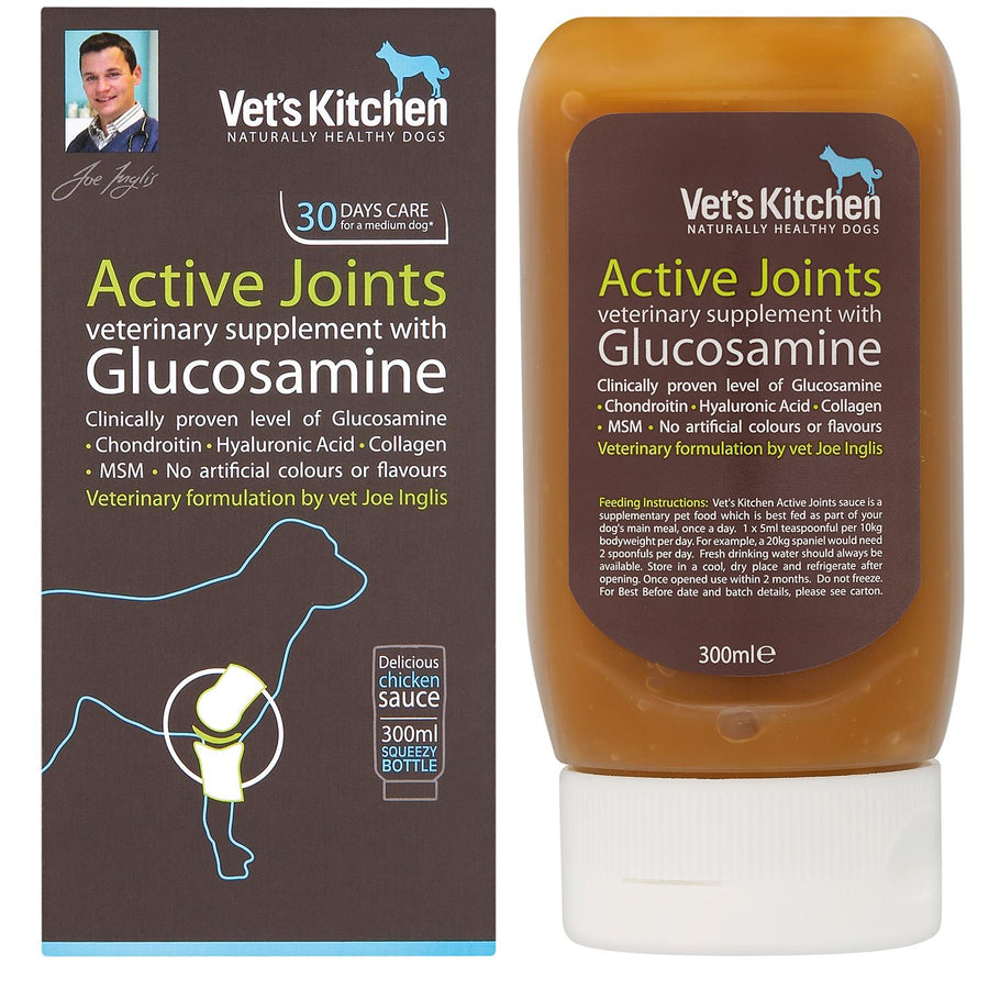 Vet's Kitchen Active Joints Glucosamine - 300 Ml