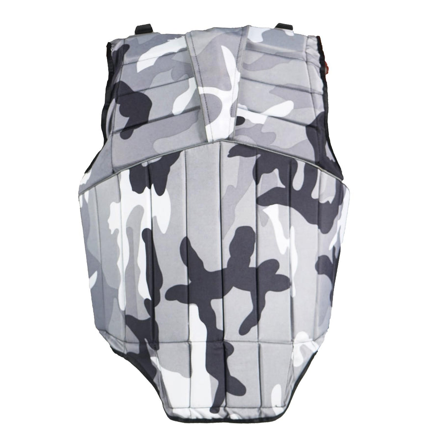 Horka 'FlexPlus' Body Protector Grey