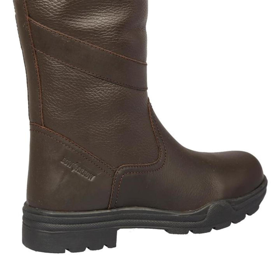 B&A Caitlan Country Boots  Brown