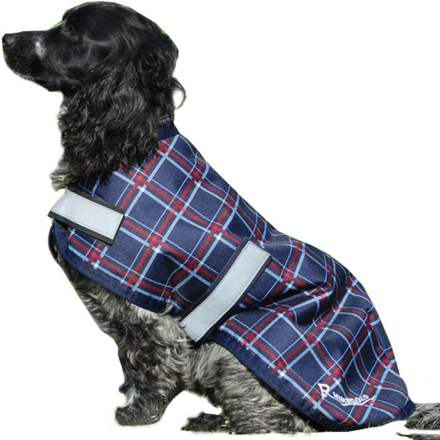 Rhinegold Waterproof Dog Coats Multi