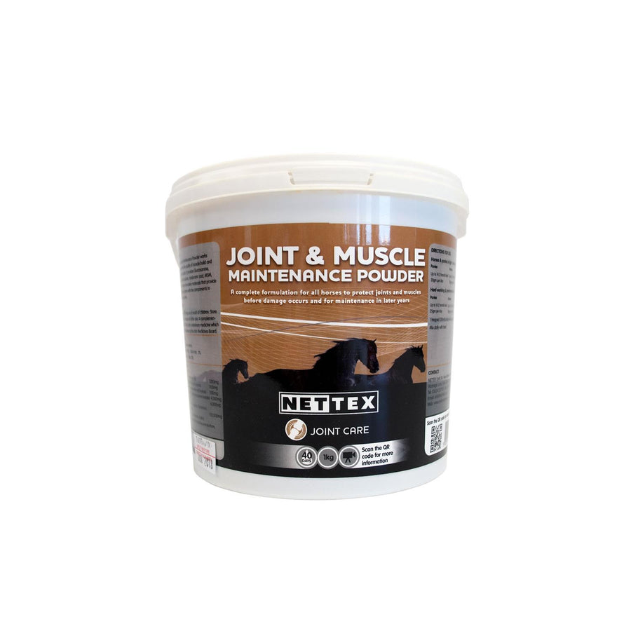 Nettex Joint & Muscle Maintenance Powder - 1 Kg