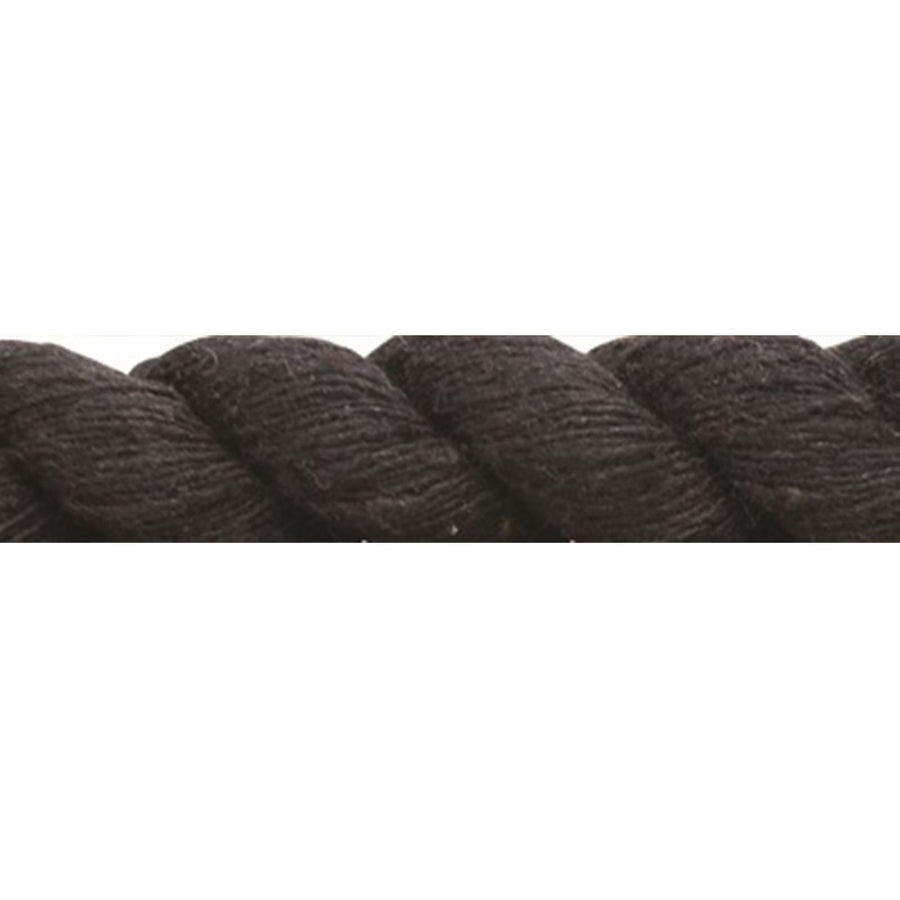 R90 Cottage Craft Cotton Lead Rope Black