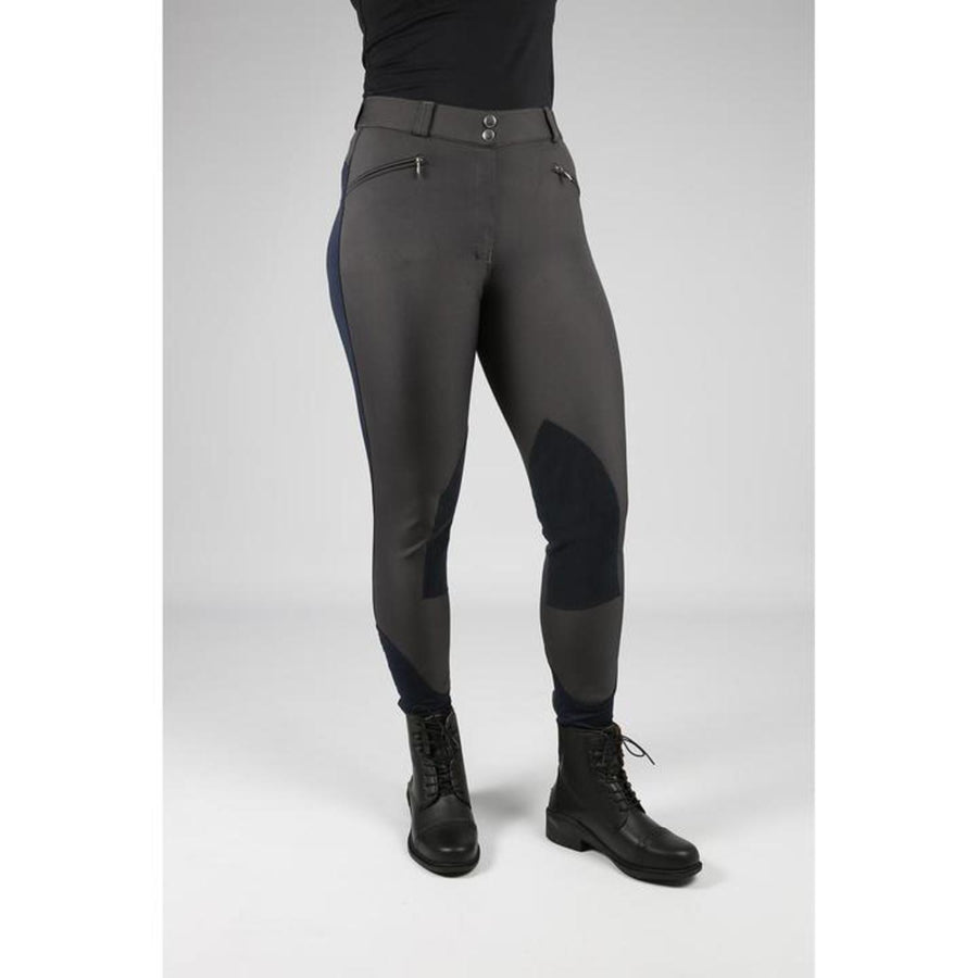 Bow & Arrow Alma Breeches Grey