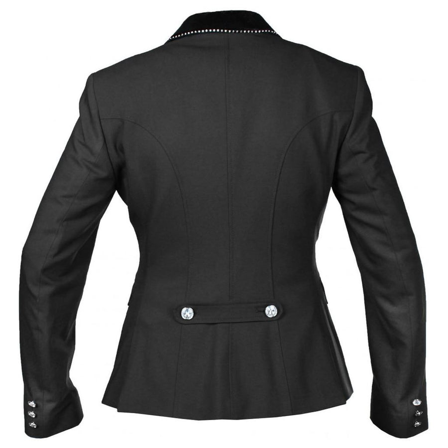Horka Ladies 'Piaffe Strass' Competition Jackets Black