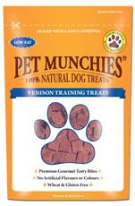 Pet Munchies Training Treats Venison