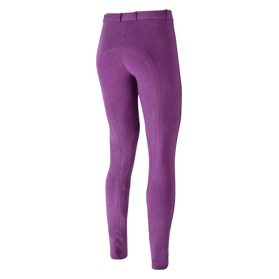 Bow & Arrow Day Jodhpurs Purple