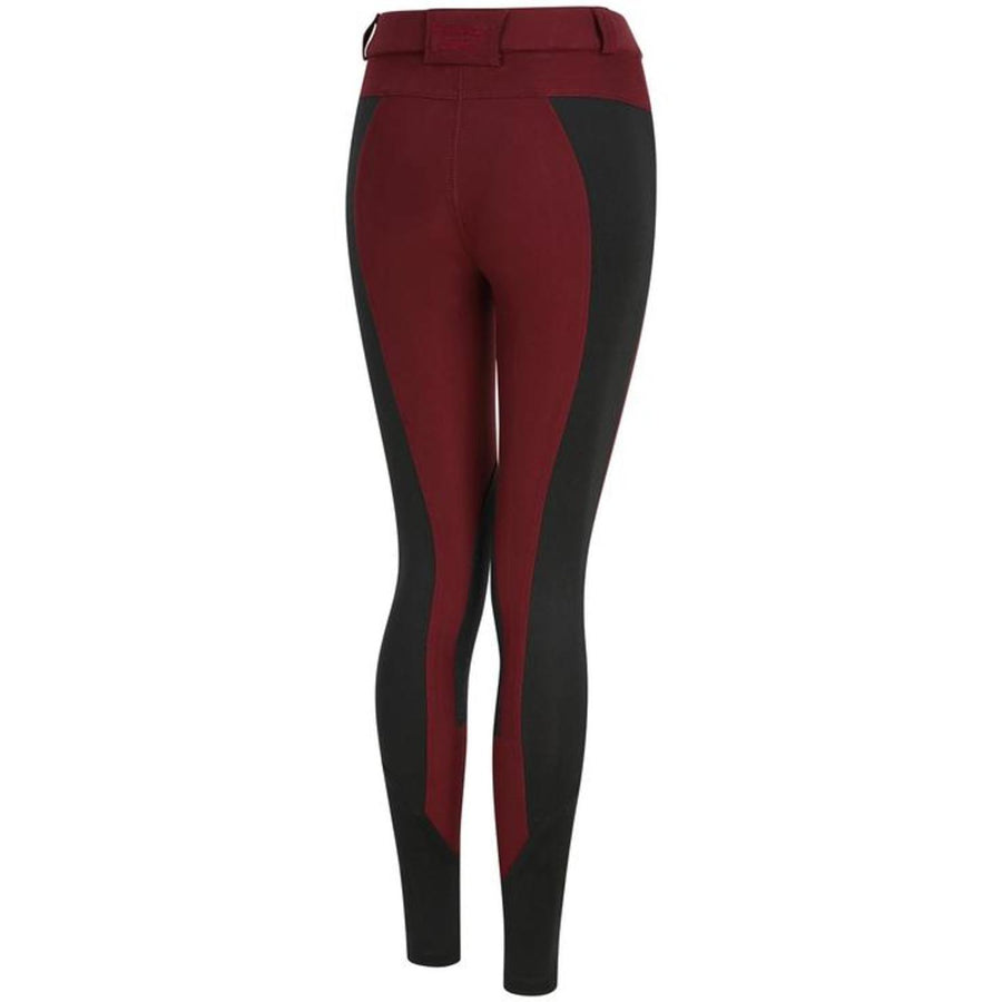 Bow & Arrow Alma Breeches Burgundy