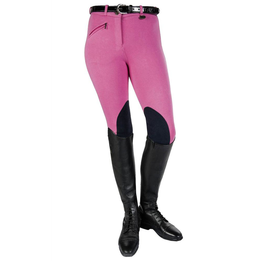 HKM 9064 Ladies Penny Easy Breeches Pink