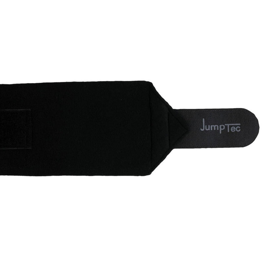 Jumptec Double Sided Polo Bandages Set of Four Black