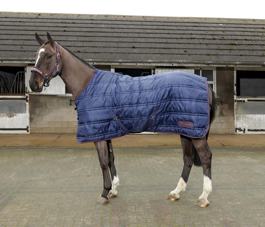 Whitaker Stable Rug Rastrick 200G Navy/Reflective