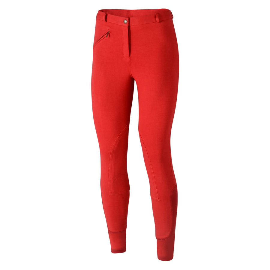 Bow & Arrow Day Breeches Red