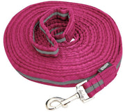 Horka Lunging Lunging Items 8 MTR Hot Pink