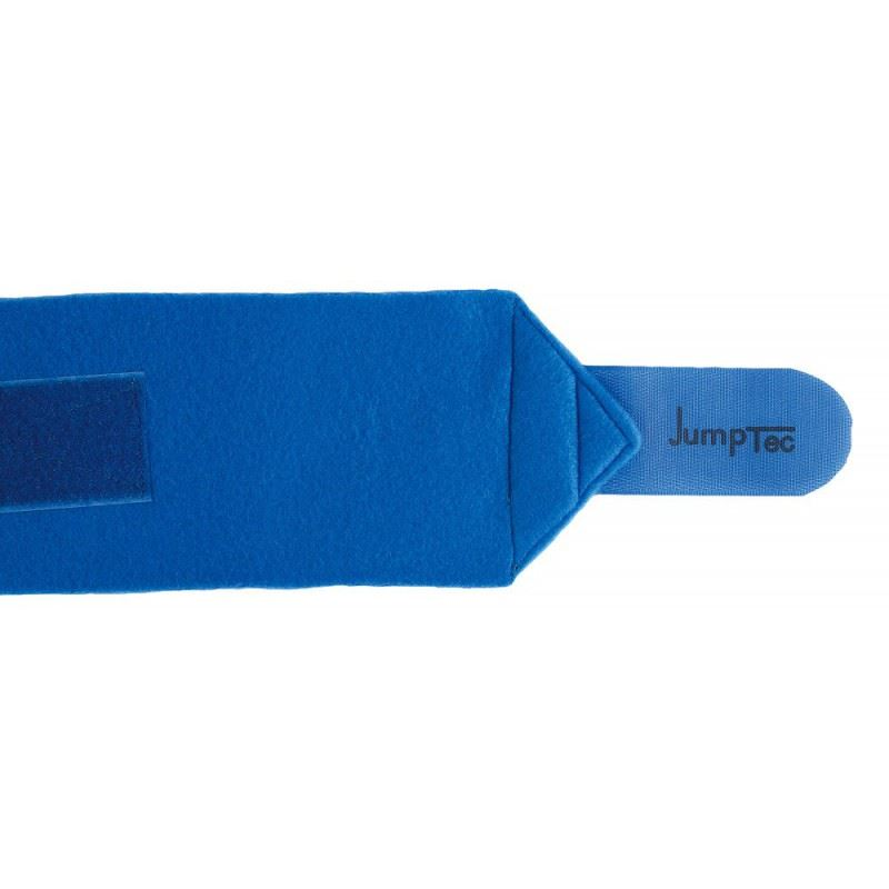 Jumptec Double Sided Polo Bandages Mediterranean Blue