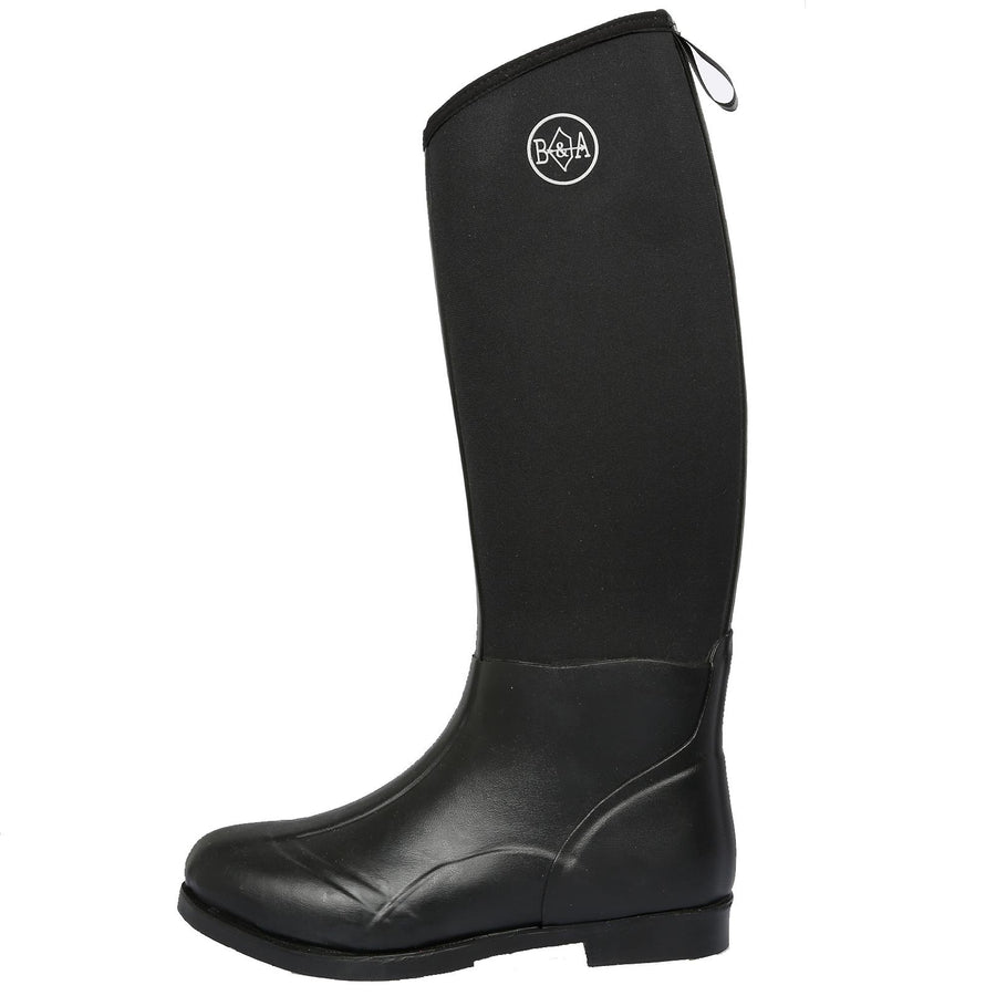 Bow & Arrow WomenNeo Riding Boots Black