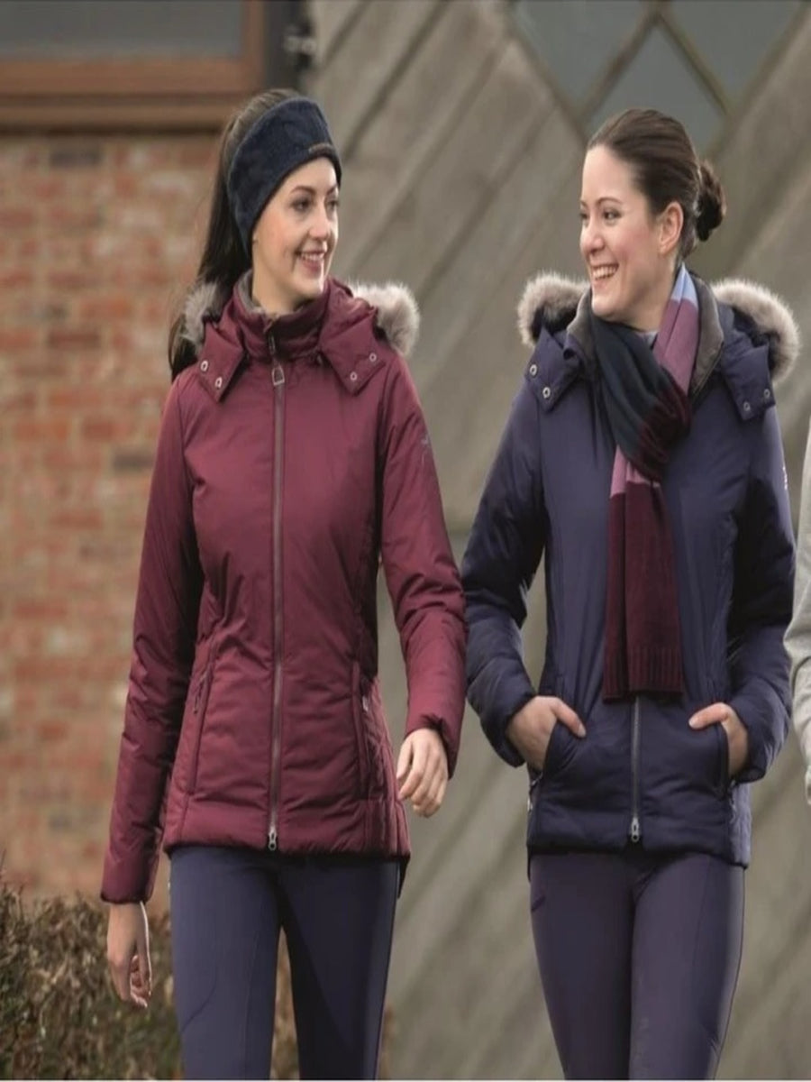 HKM Morello Riding Jacket Grape