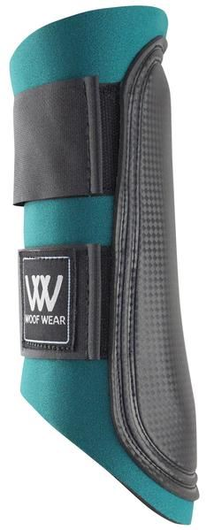 Woof Wear Club Brushing Boot  Green